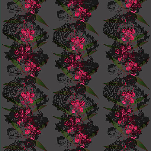 oriental wallpaper. Beasties Wallpaper…