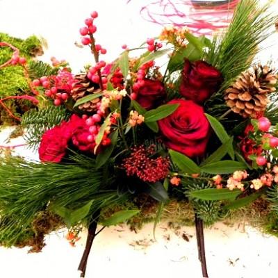 Interflora flower school