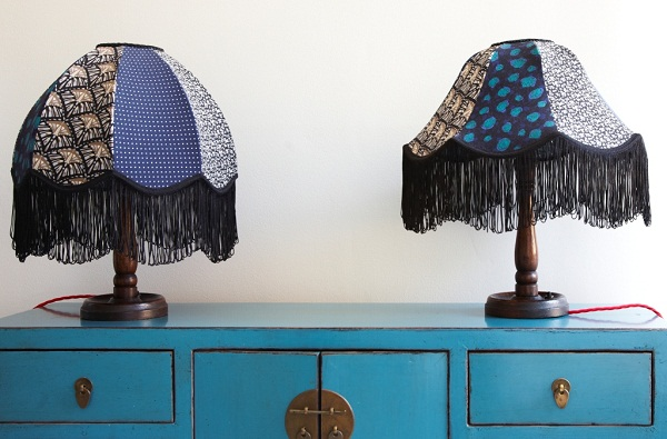 vintage,lampshades,zoe darlington,
