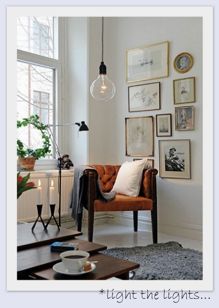 Swedish Style inspiration - a lesson in swedish style | dear designer