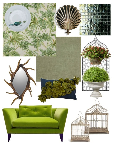 accessories,green,furniture,wallpaper,tiles,upholstery,plants