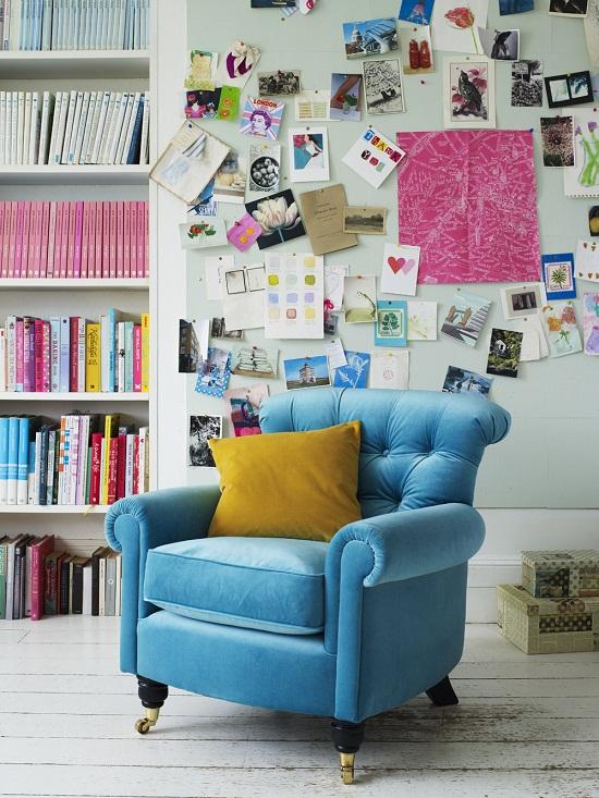 The Velvet Chair ...