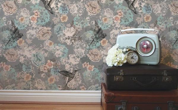 I Spy - Louise Tiler Wallpaper | Dear Designer
