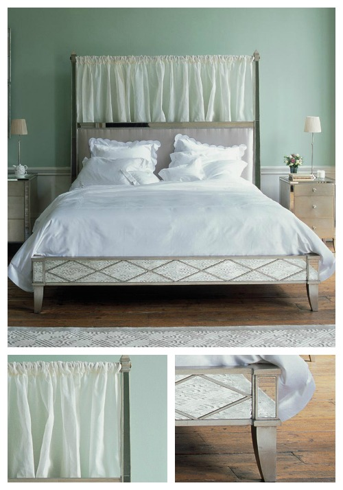 The nina campbell charleston collection at and so to bed for And so to bed