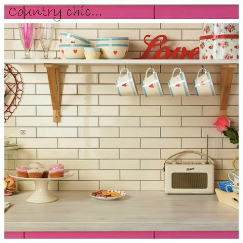 Kitchen Tiles Style kitchen tiles country style sage and cream shakerstyle g inspiration