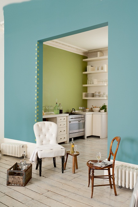 Nordic Paint Colours Uk
