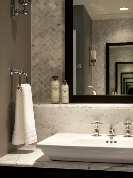 Beautiful Bathroom Marble Worktops Dear Designer