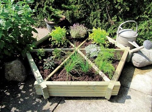 Internet Gardener Herb Wheel