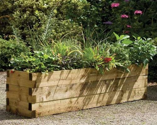 Internet Gardener  Planter