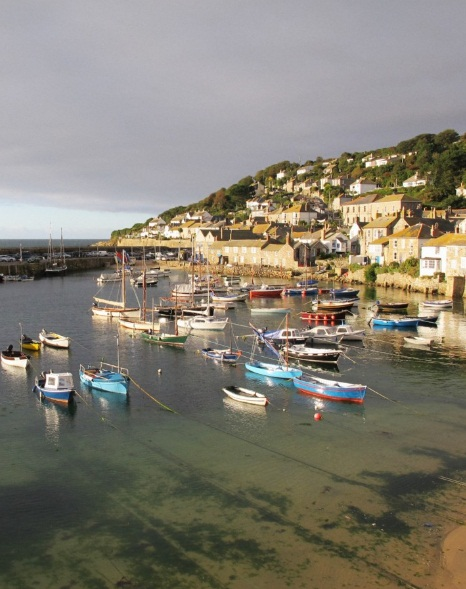 Mousehole, Cornwall via Unique Home Stays. Photographer Paul Massey