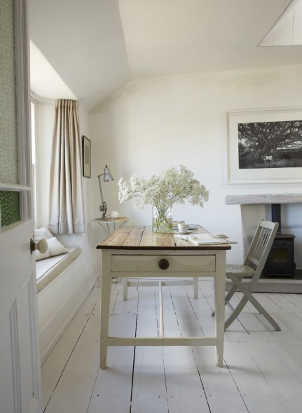 The Herringbone, Mousehole, Cornwall via Unique Home Stays. Photographer Paul Massey [3]