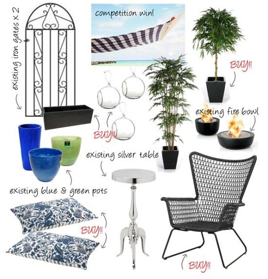 Garden Planning - Deck