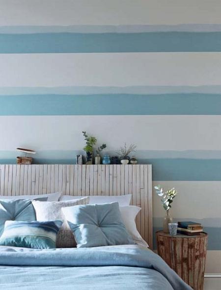 Harlequin Painted Walls