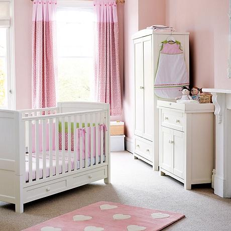 silver nursery furniture. john lewis silver cross nostagia nursery furniture