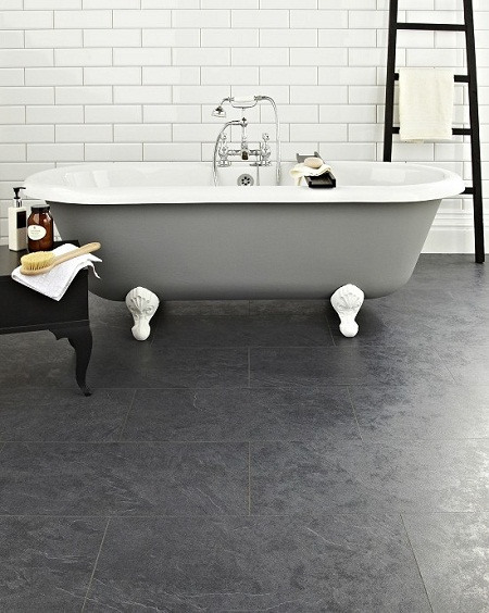 Tile Effect Laminate Flooring For Bathrooms Photos