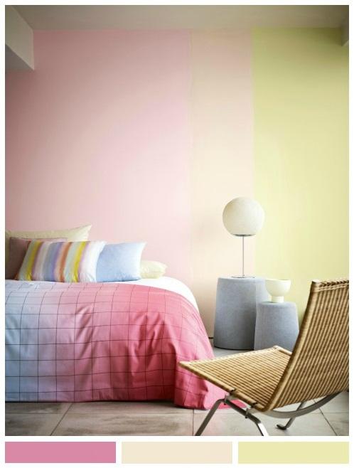 Dulux - Spring/Summer Trend Palette