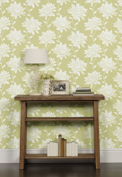 Can You Be A Minimalist And Still Love Wallpaper