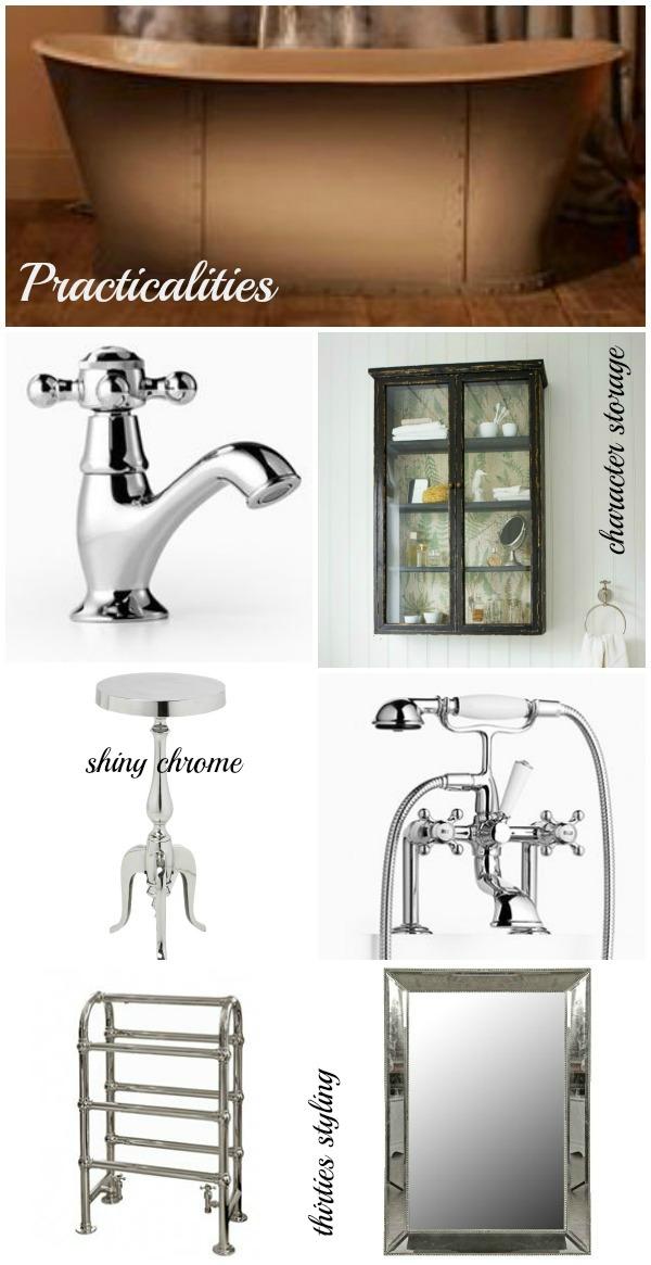 CP Hart Perfect Bathroom Challenge - Practicalities 1