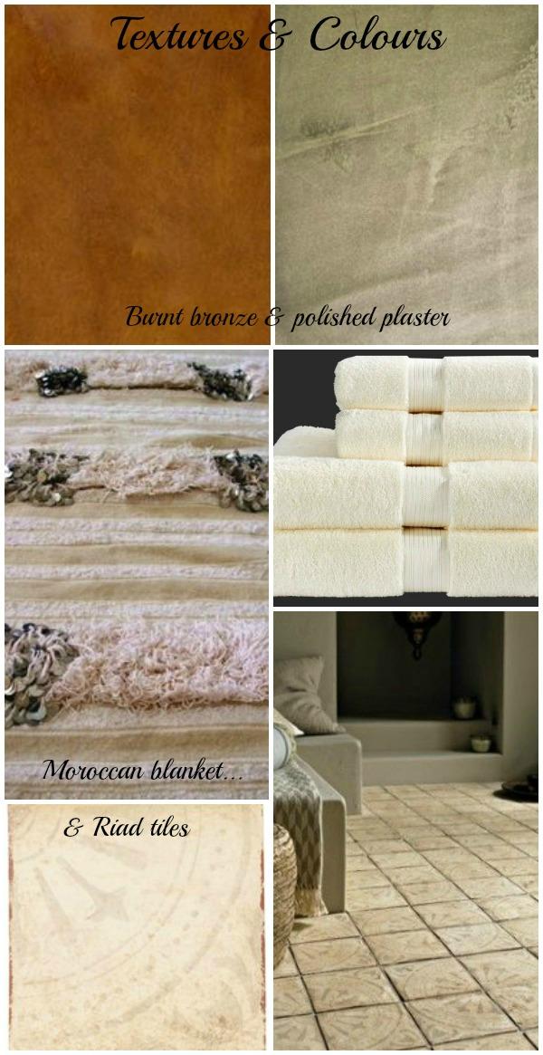 CP Hart Perfect Bathroom Challenge - Textures 1