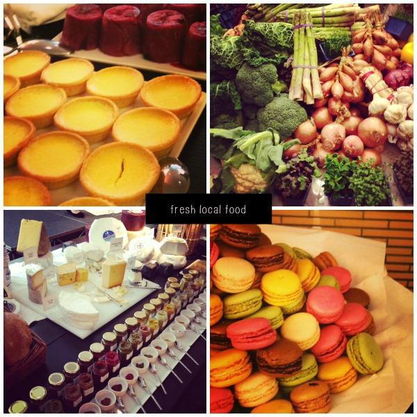 Mercure Hotel, Food 1