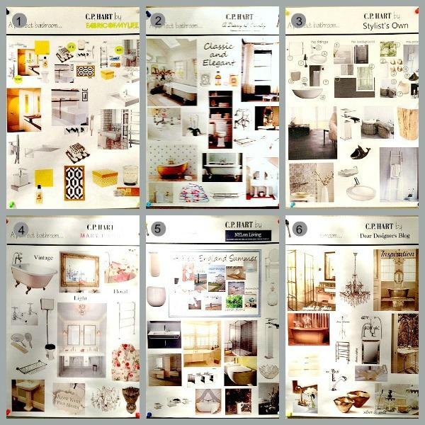 cp hart perfect bathroom entries
