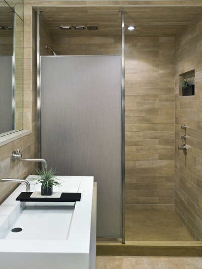 How to keep your man happy in the shower dear designer Bathroom design ideas houzz