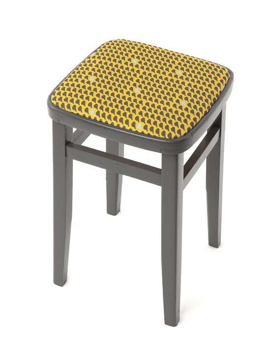 Lorna Syson flock-sunrise-stool2