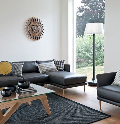 The Theo Sofa System by Matthew Hilton via Case Furniture