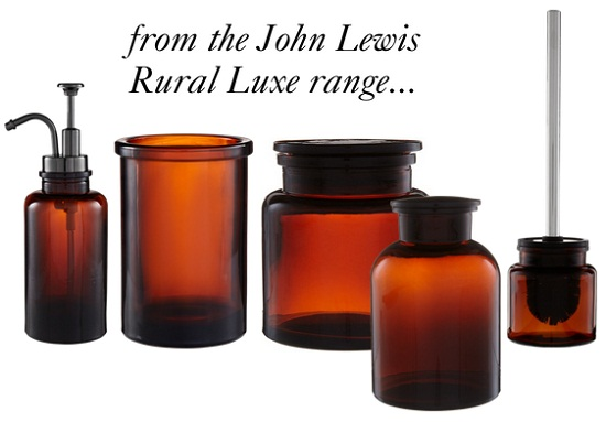 John Lewis rural luxe rangr