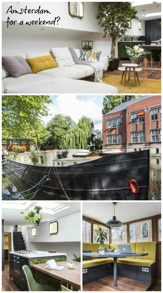 Behomm Home Exchange Properties for Creatives -Amsterdam 1