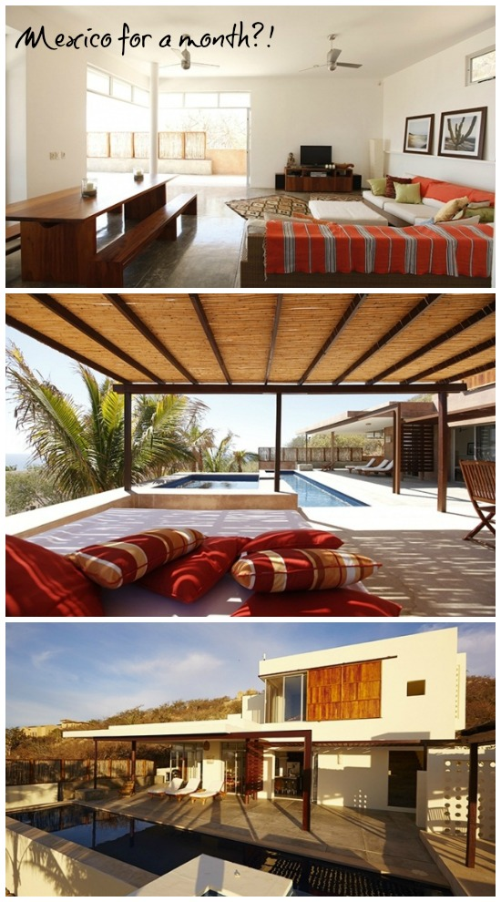 Behomm Home Exchange Properties for Creatives - Mexico 1