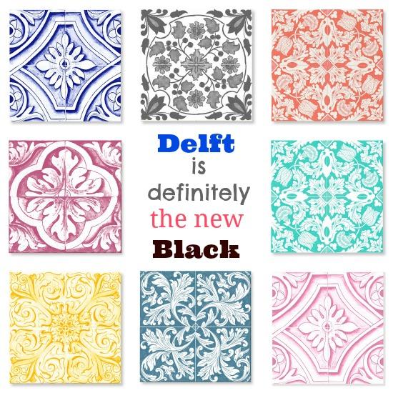 Cle - Delft Tiles