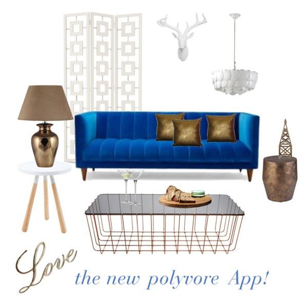 Polyvore iPad App 1