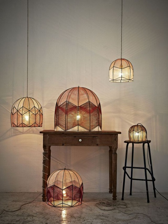 Alexandra Raben Design - Intricate Lamps [1]