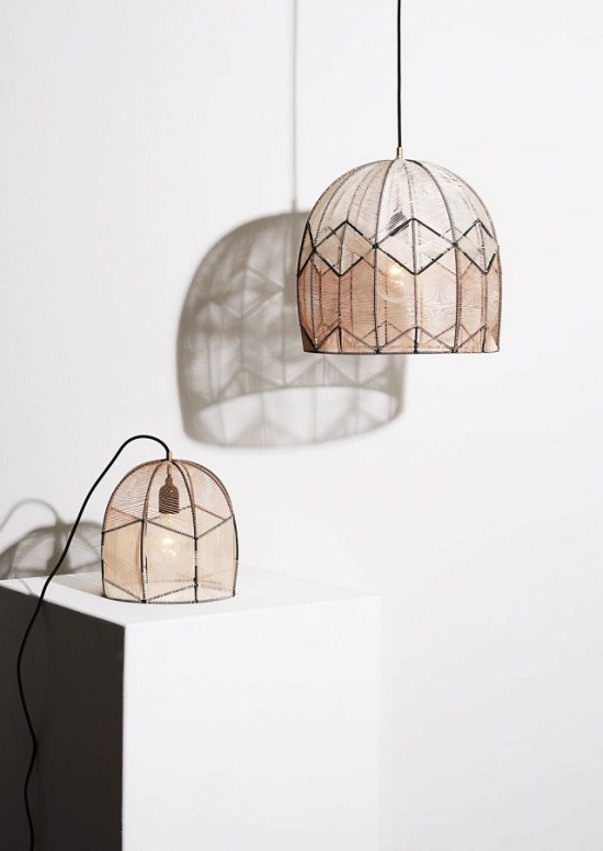 Alexandra Raben Design - Intricate Lamps [2]