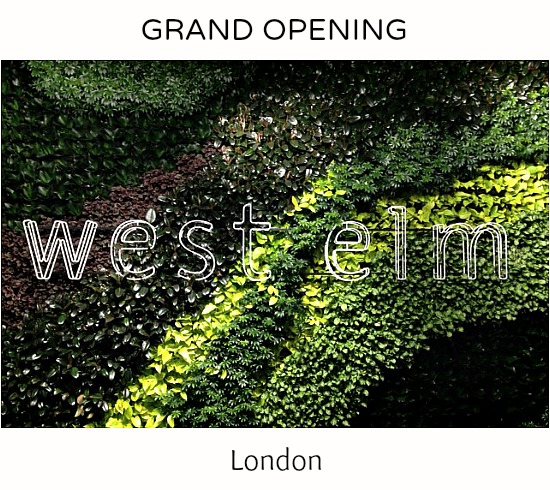 West Elm London