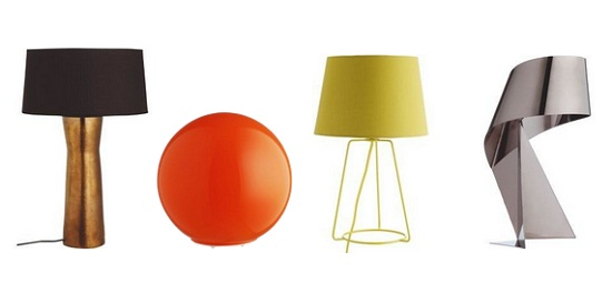 Habitat Table Lamps from Argos 1