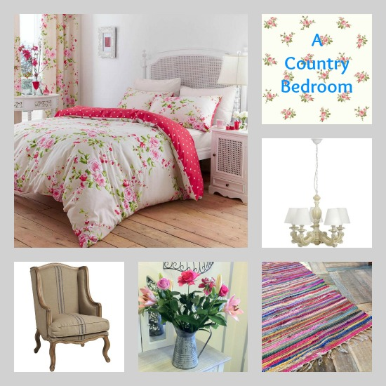 Ebay Collections - Dear Designers - A Country Bedroom