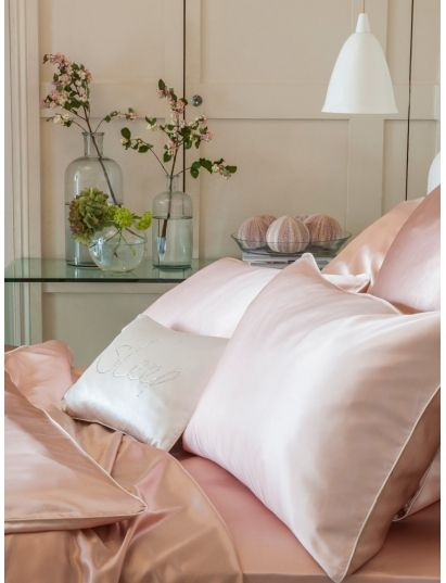 Gingerlily.co.uk Silk Bed Linen 1