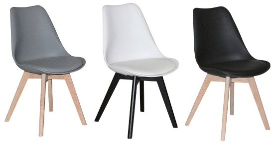 Dwell Spring, Summer 2014, Leather Dining Chairs