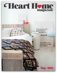 Heart Home magazine - Issue 11 -May 2014 - 200