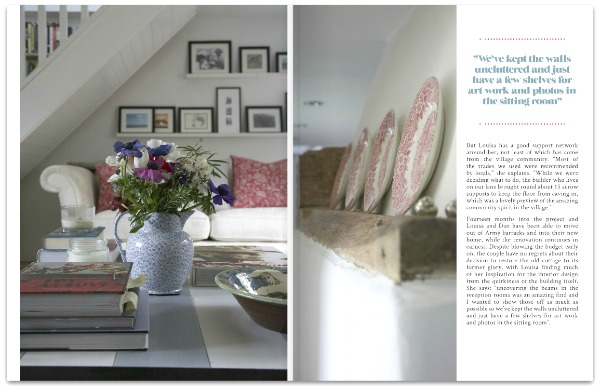 Heart Home magazine - June 2014 - Home of Louisa (West Egg)