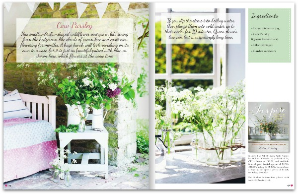 Heart Home magzine - June 2014 - Living with Nature