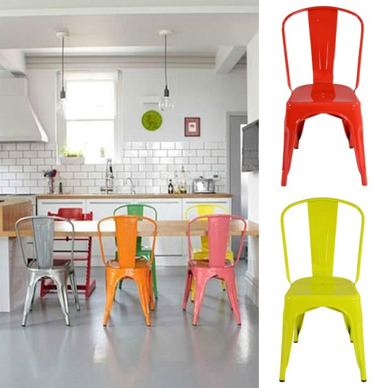 Image from Houzz - Chairs from Lakeland Furniture