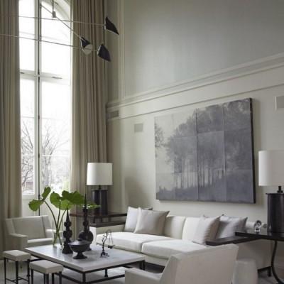 Kathryn Scott Design - ParisianTownhouse