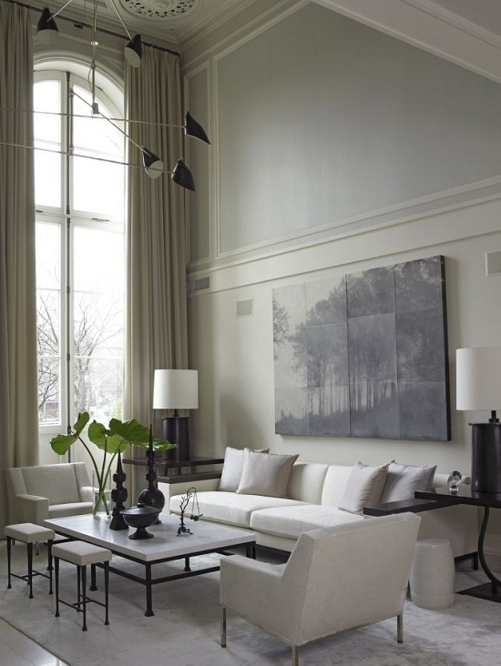 Kathryn Scott Design - ParisianTownhouse