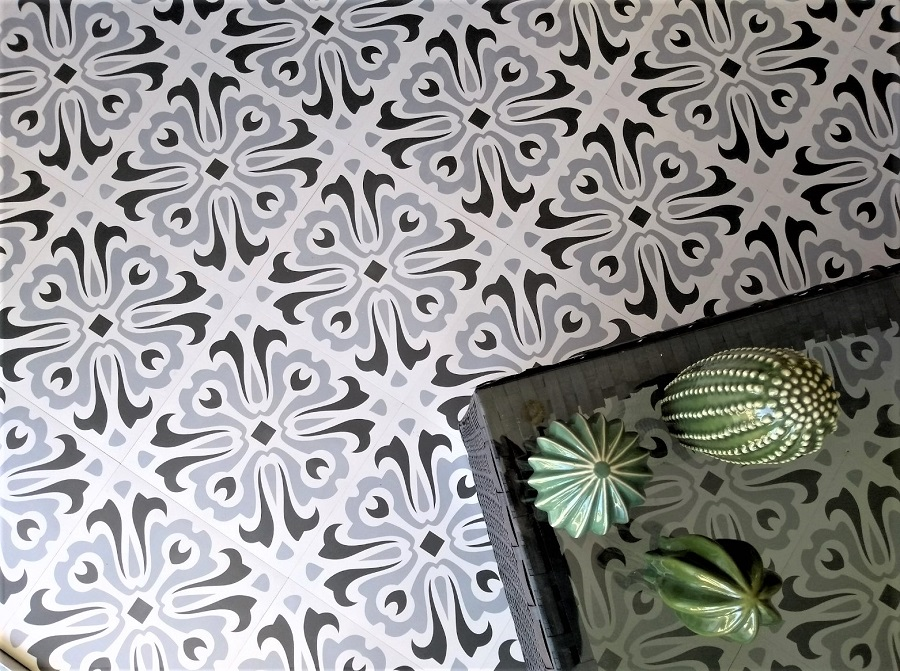Where to Buy Patterned Floor Tiles