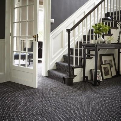 Carpetright, Ashby Anthracite Carpet £5.99m2
