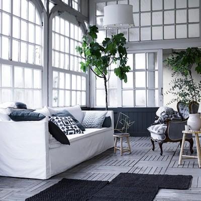 Tine K Home's beautiful home [1]