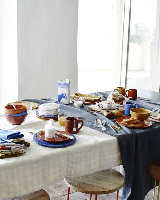 Toast 2014 kitchenware, linen, stools